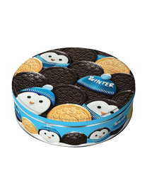 Печенье Oreo Winter Selection Penguin Tin 396 гр