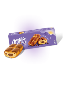 Печенье Milka Cake and Choc Cookies 175 грамм