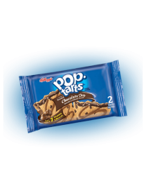 Десерт Pop Tarts 2 PS Frosted Chokolate Chip 104 грамма