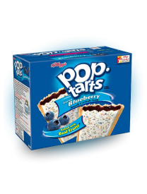 Печенье Pop Tarts 2 PS Frosted Blueberry 104 грамм