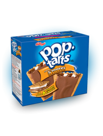 Печенье Pop Tarts 2 PS Frosted S'Mores 104 грамм