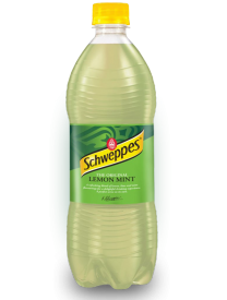 Напиток Schweppes Lemon Mint 1л