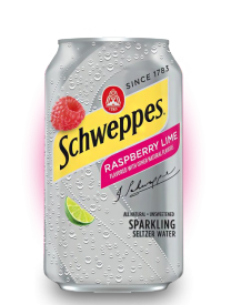 Напиток Schweppes Raspberry Lime 0,355 л