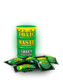 Toxic Waste Green 42 грамм