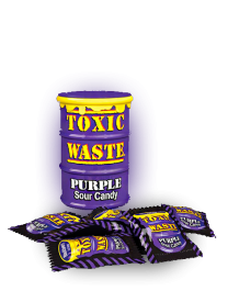 Toxic Waste Purple 42 грамм