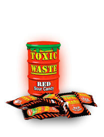 Toxic Waste Red 42 грамм