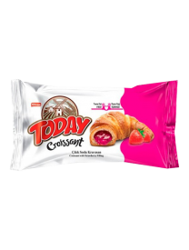 Круассаны TODAY CROISSANT STRAWBERRY 45 грамм