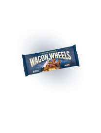 Бисквит Wagon Wheels Jammie 228 грамм